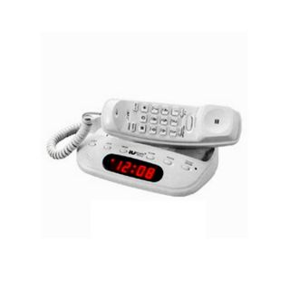 Telephone Alarm Clock
