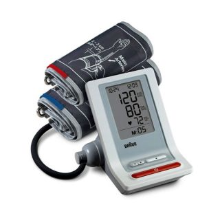 Braun Blood Pressure Monitor Exact Fit With 2 Cuffs