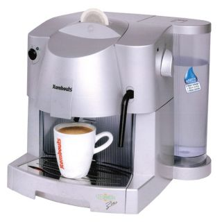 Rombouts Espresso Machine With Pods 16 Bar