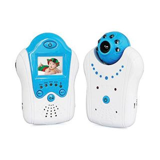 Wireless Lcd Color Baby Monitor
