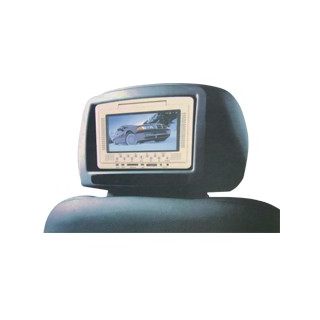 Car Headrest Set With Dvd And Games