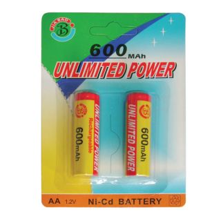 Battery Unlimited Power  600Mah