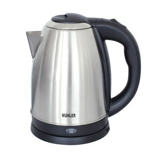 Muhler Electric Water Kettle 2.0L - S.Steel