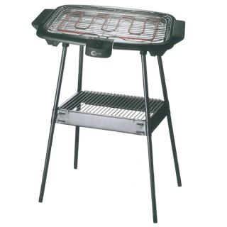 Oscar Electric Barbecue With Stand - 47X28Cm