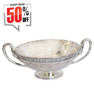 Angel Serving Bowl with Base