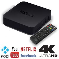 Ott Tv Box Media Player 4K